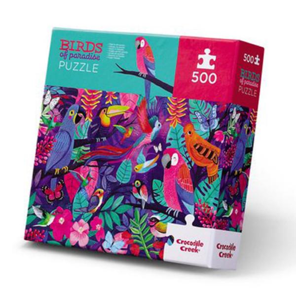 500 PIEZAS BOXED/ AVES DEL PARAISO