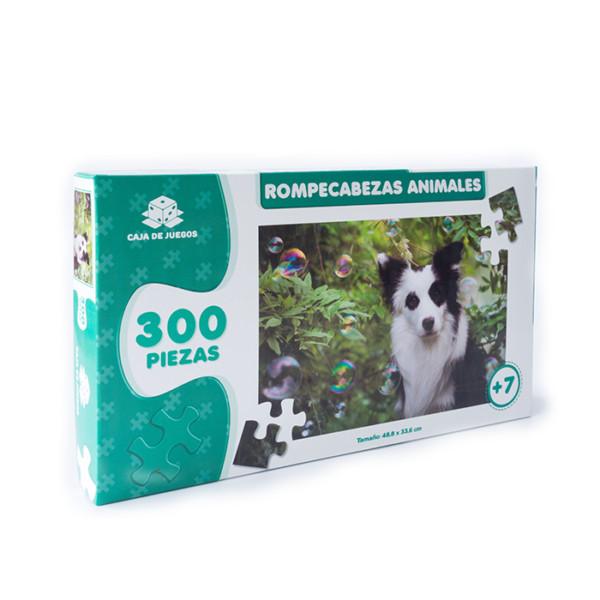 ROMPECABEZAS COLECCION ANIMALES PERRITO 300 PC