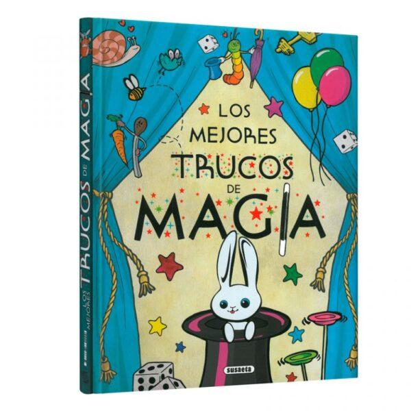 LOS MEJORES TRUCOS DE MAGIA (MI PRIMER LIBRO DE MAGIA)