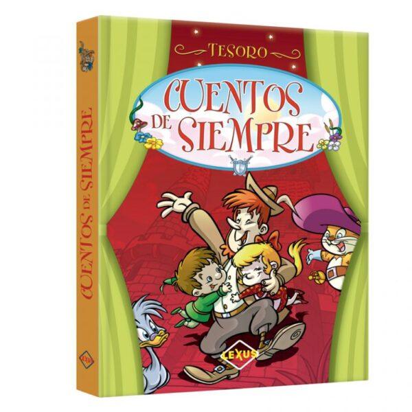 TESORO CUENTOS DE SIEMPRE