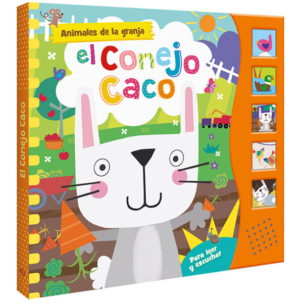EL CONEJO CACO