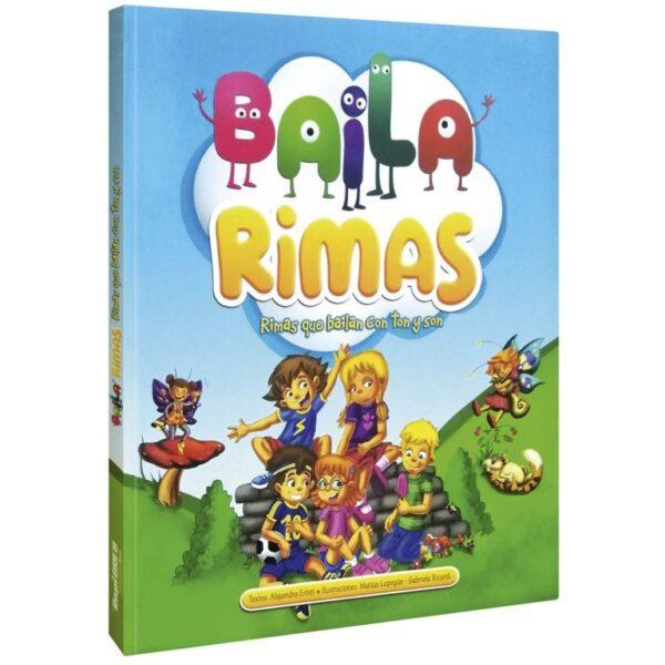 BAILA RIMAS AZUL