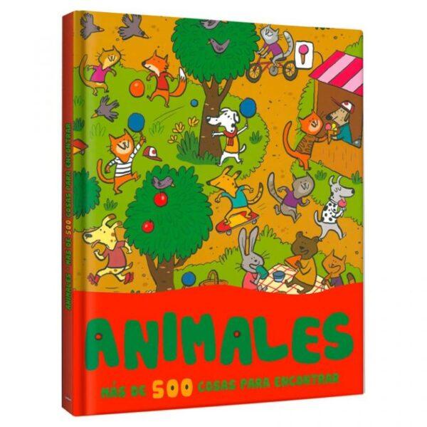 ANIMALES BUSCA Y ENCUENTRA