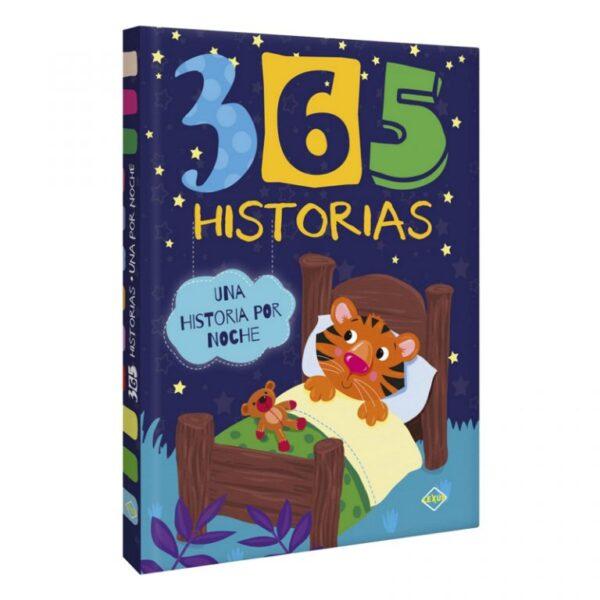 365 HISTORIAS UNA HISTORIA PARA CADA NOCHE
