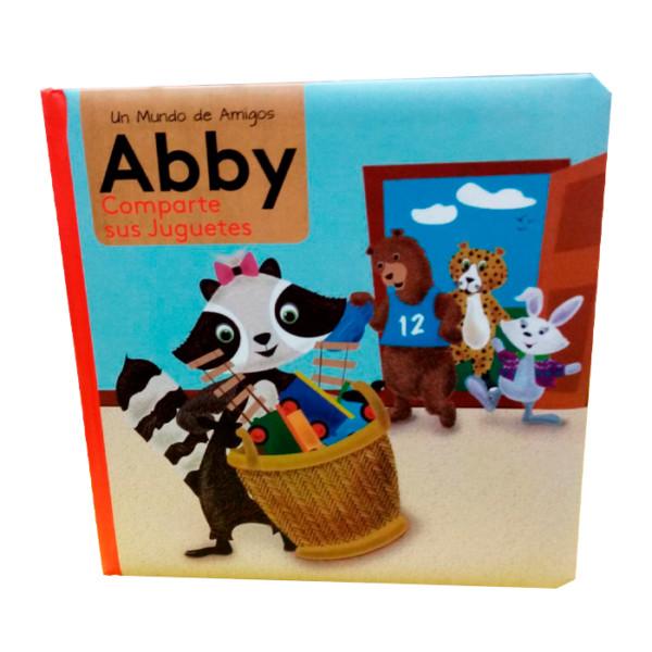 ABBY COMPARTE JUGUETES