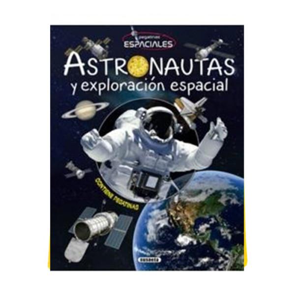 ASTRONAUTAS EXPLORACION
