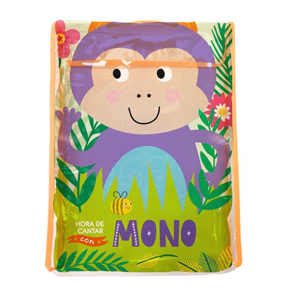 HORA DE COMER CON MONO