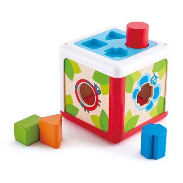 E0507 SHAPE SORTING BOX HAPE CAJA CLASIFICACIÓN FORMAS