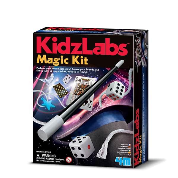 KIDZLABS / MAGIC KIT 4M KIT DE MAGIA