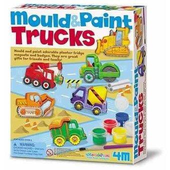 MOULD & PAINT / TRUCKS 4M