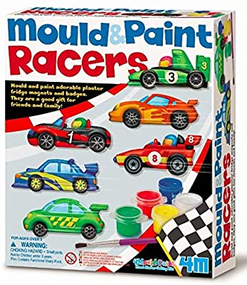 MOULD AND PAINT/ RACER 4M CARRERAS