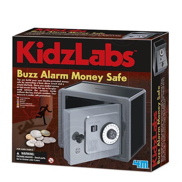 BUZZ ALARM MONEY SAFE 4M