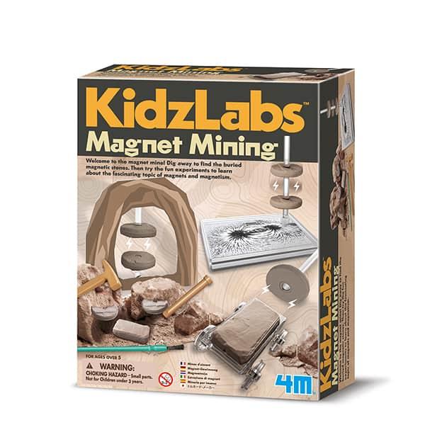 KIDS LABS MAGNETIC MINING 4M