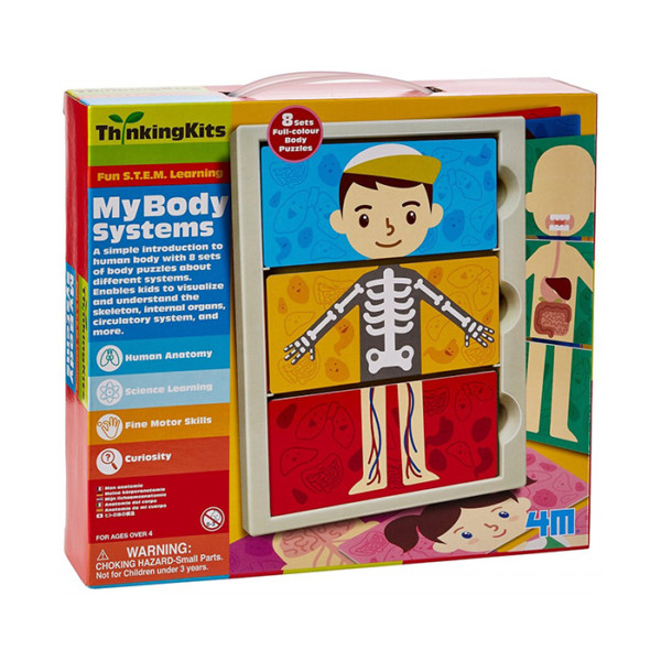 MY BODY SYSTEMS 4M