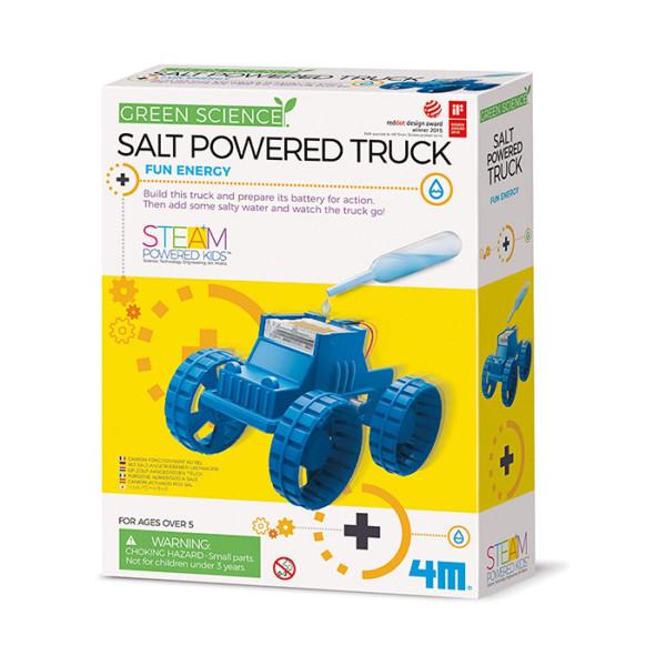 SALT-POWERED TRUCK 4M