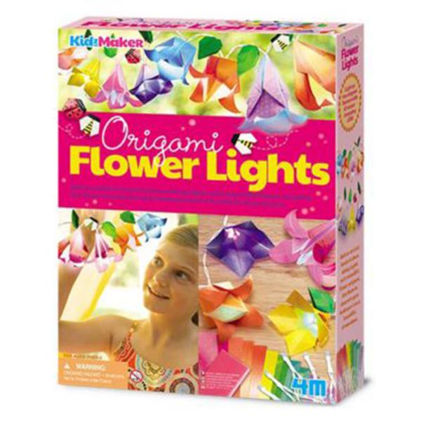 ORIGAMI FLOWER LIGHTS 4M