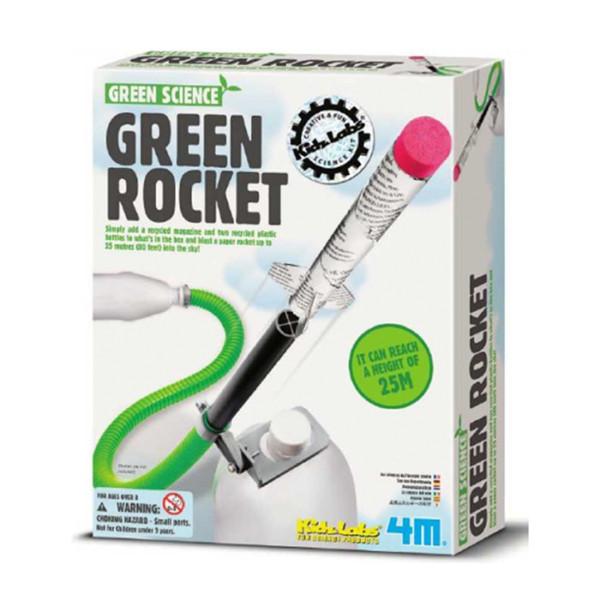GREEN SCIENCE/GREEN ROCKET 4M