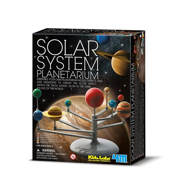 KIDZ LABS / SOLAR SYSTEM PLANETARIUM 4M SISTEMA SOLAR