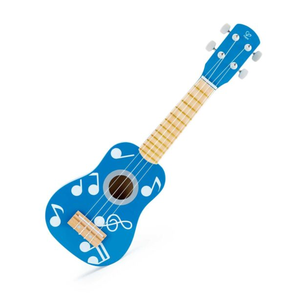 BLUE UKELELE AZUL HAPE E0604