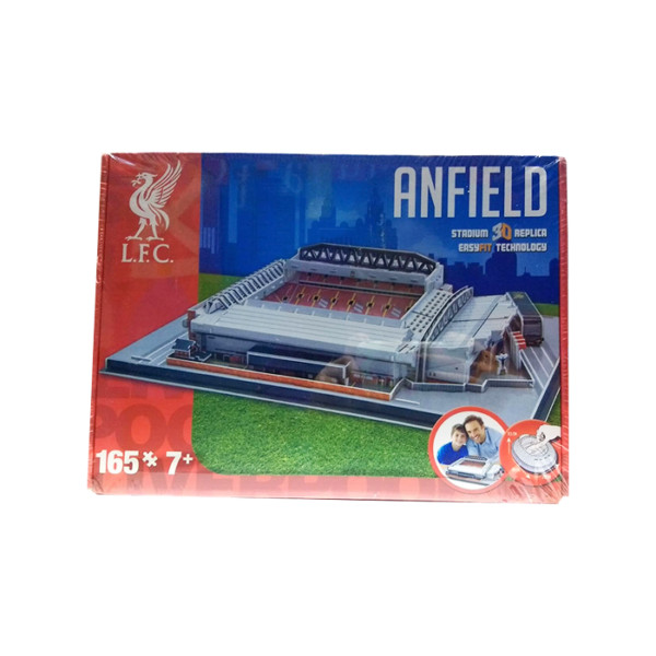 ANFIELD 3D PUZZLE (LIVERPOOL F.C)
