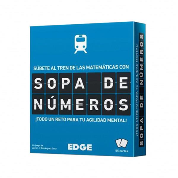 SOPA DE NUMEROS