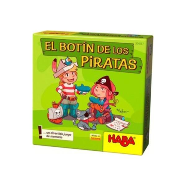 EL BOTIN DE LOS PIRATAS