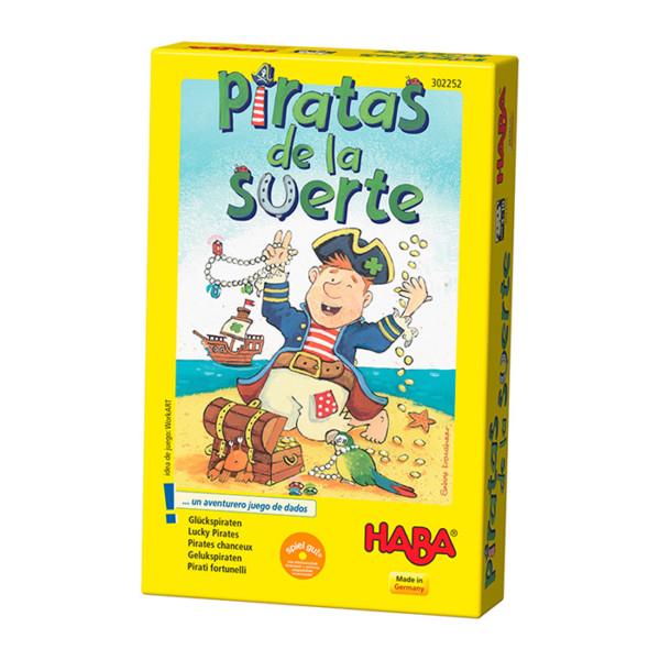 PIRATAS DE LA SUERTE HABA
