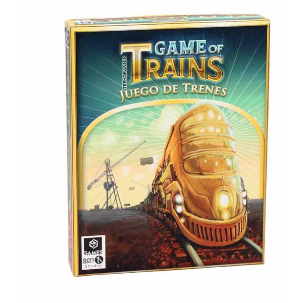JUEGO DE TRENES GAME OF TRAINS