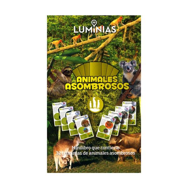LUMANAS ANIMALES ASOMBROSOS LUMNIAS