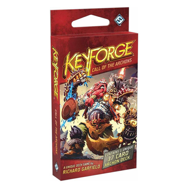 KEYFORGE: CALL OF THE ARCHONS - INGLES