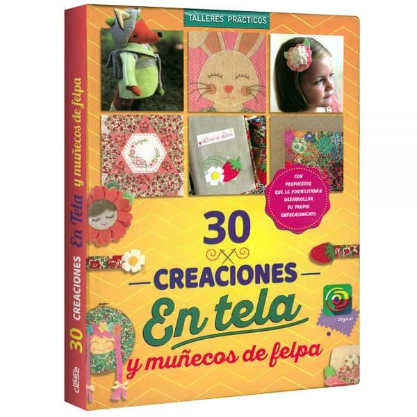 CREACIONES EN TELA Y MUÑECOS DE FELPA