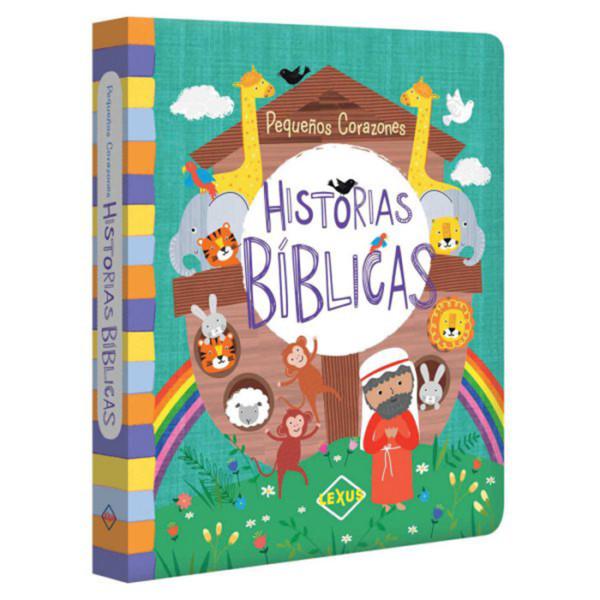 PEQUEÑOS CORAZONES (HISTORIAS BIBLICAS)