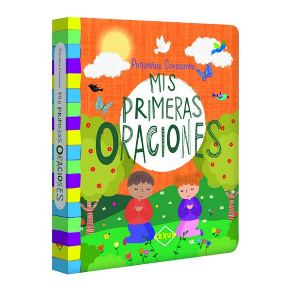 PEQUEÑOS CORAZONES (MIS PRIMERAS ORACIONES)
