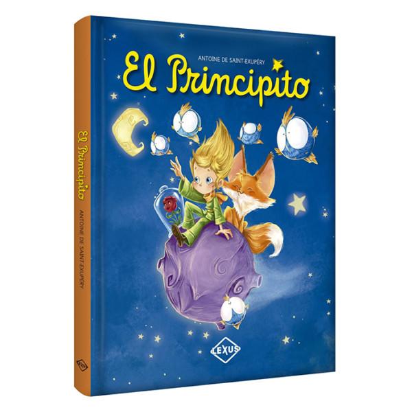 Libro El Principito de Antoine de Saint-Exupery - Ed. Lexus - Nueva Edición De Lujo
