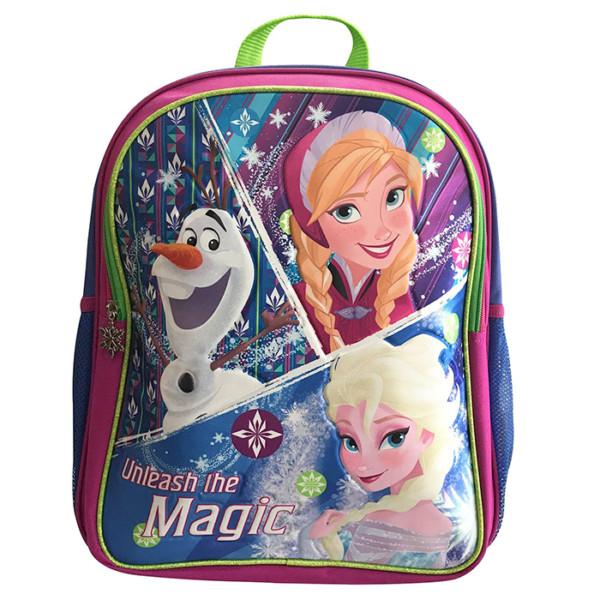 Morral Primaria Disney Frozen Back Pack