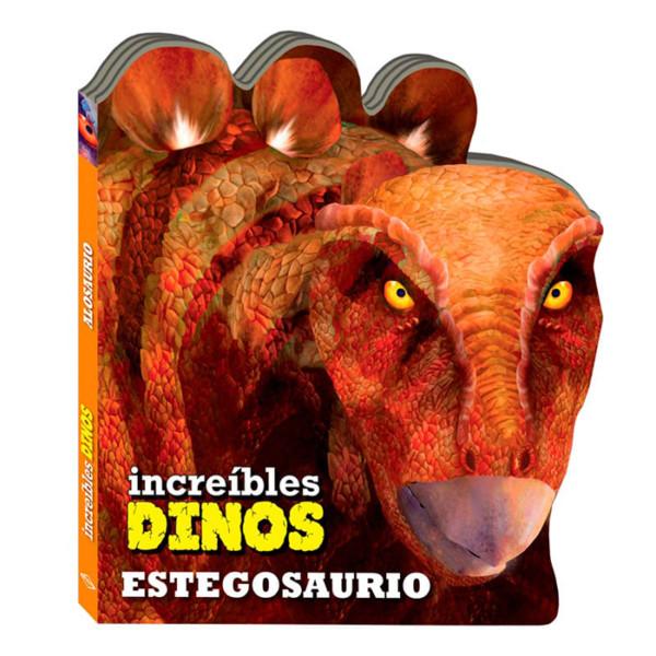 Dinosaurios Estegosaurio - Autor Desconocido