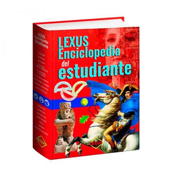 LEXUS ENCICLOPEDIA DEL ESTUDIANTE