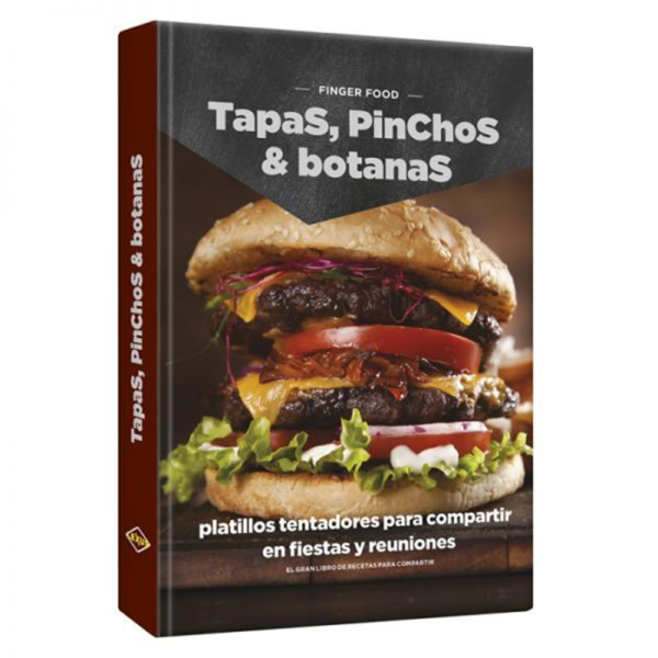 FINGERS FOOD TAPAS,PINCHOS Y BOTANAS