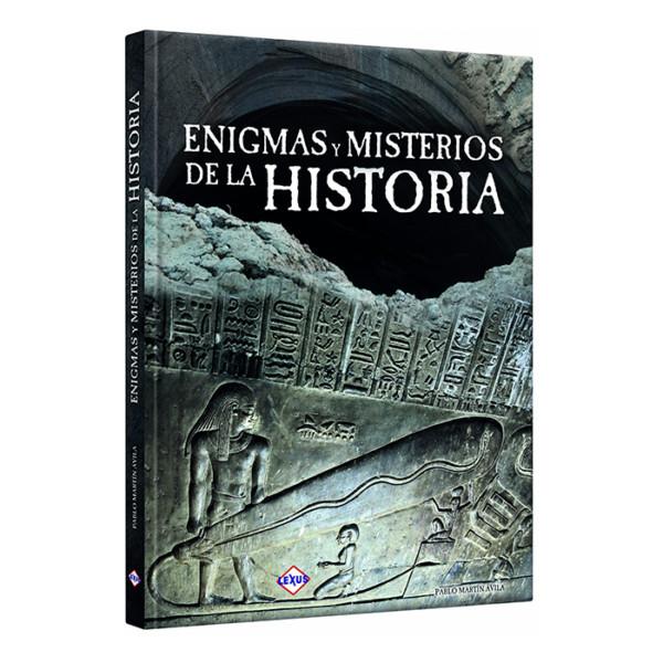 ENIGMAS Y MISTERIOS DE LA HISTORIA.