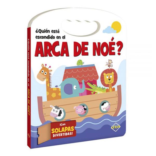 ¿QUIEN ESTA ESCONDIDO EN EL ARCA DE NOÉ?