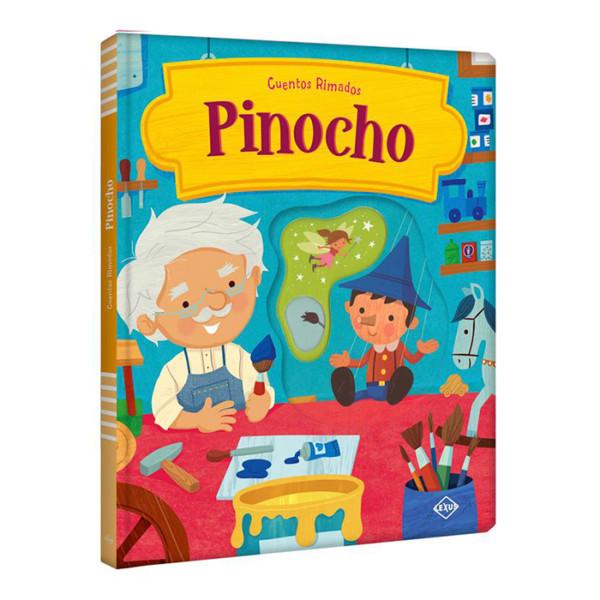 CUENTOS RIMADOS PINOCHO