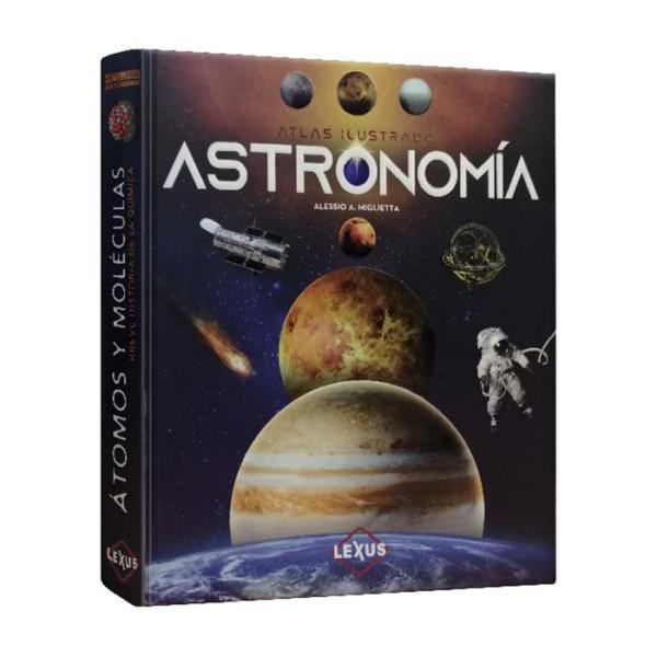 ATLAS ILUSTRADO DE ASTRONOMÍA.