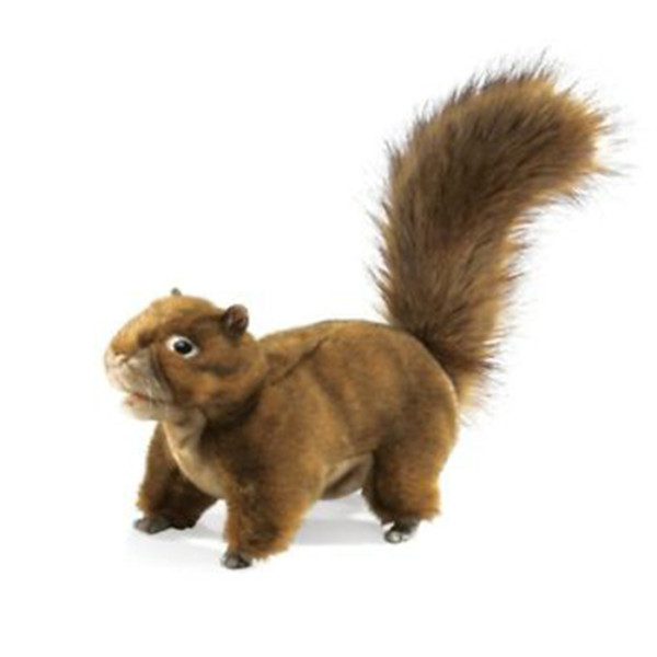 Titere De Ardilla Squirrel Folkmanies