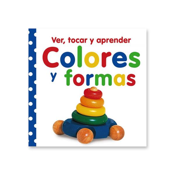 Ver Toca Y Aprende Colores