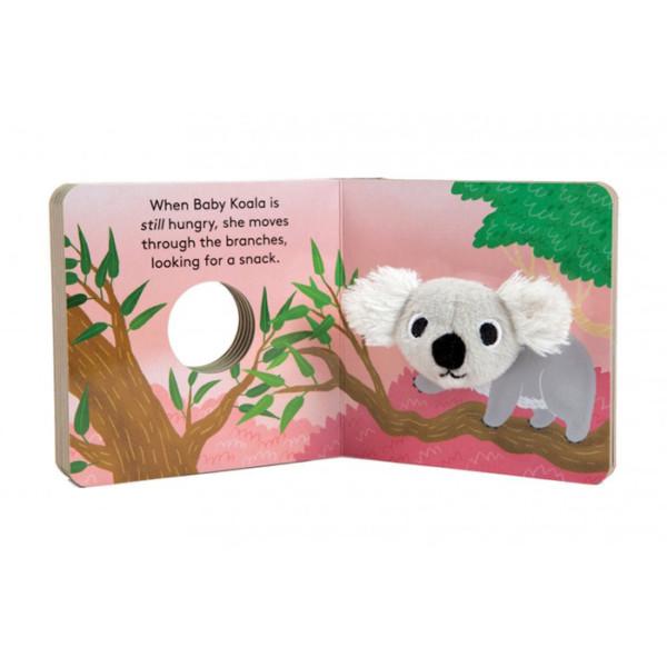 Titere Libro Bebé Koala Folkmanies
