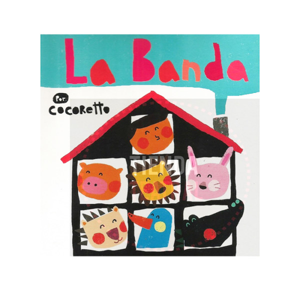 Libro La Banda