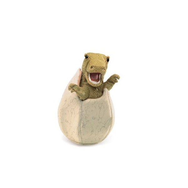 Titere Huevo De T-rex Folkmanies