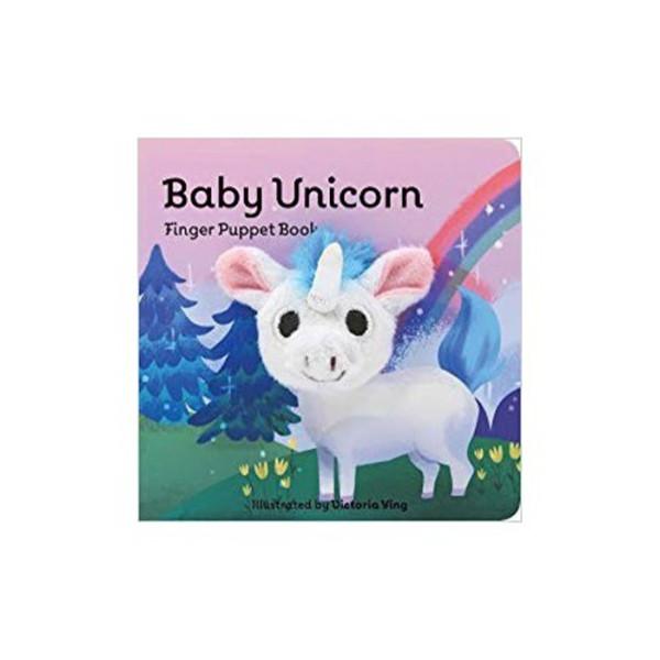 Titere Libro De Unicornio Folkmanies