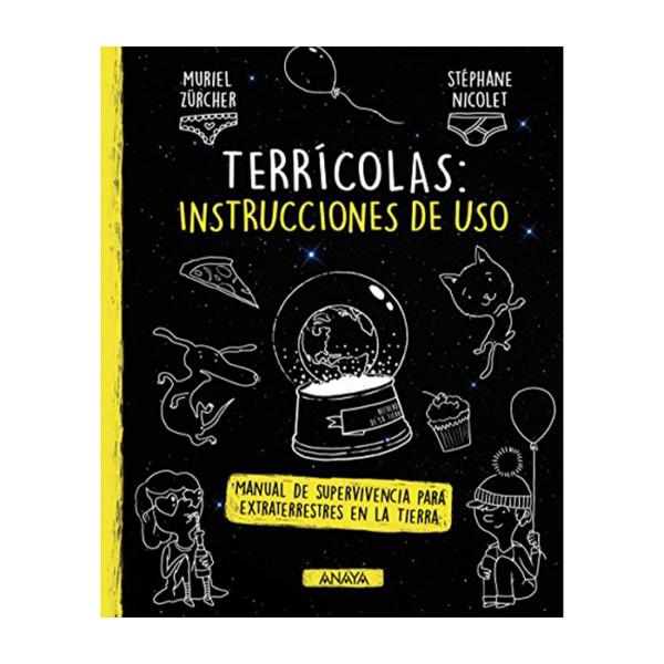 Terricolas Instrucciones De Uso Anaya