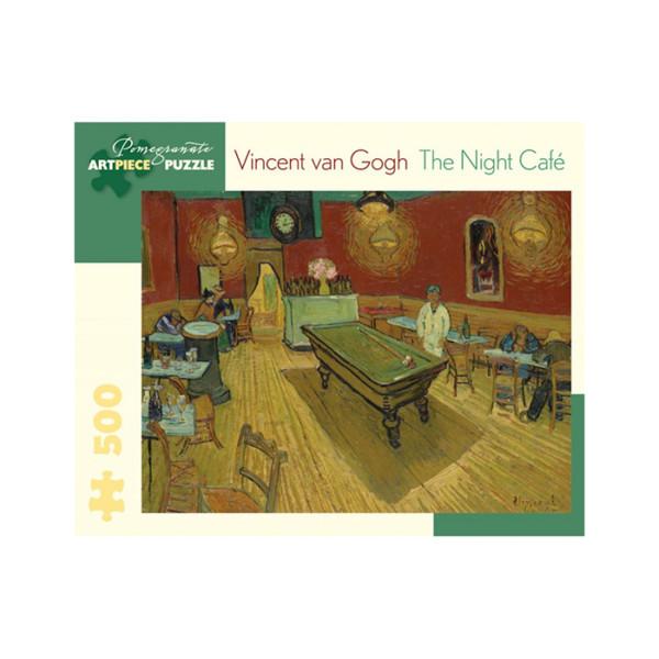 Rompecabezas Vicent Van Gogh The Night Cafe 500 Pc